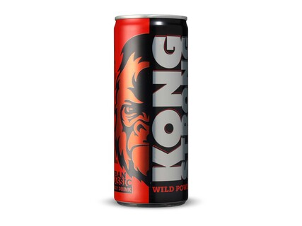 Kong Strong energy drink